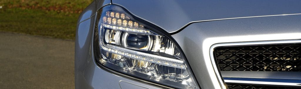 professional headlight restoration