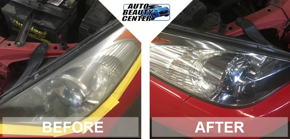 Headlight Restoration Kansas City
